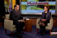 Dr. Ehrenfeld on Huckabee Discussing Terror Funding and the Muslim Brotherhood