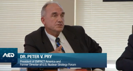 EMP- Dr. Peter V. Pry, ACD , Sept. 30, 2013