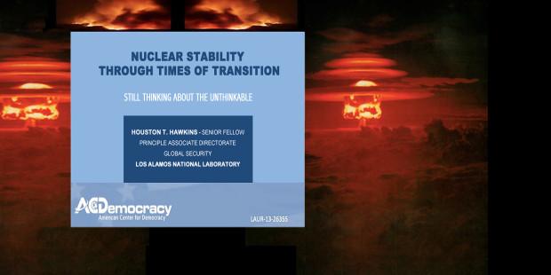 maintainingnuclearstability