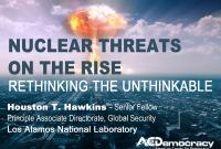 Nuclear Threats on the Rise